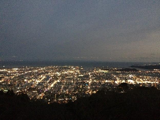 徳島 眉山の夜景6