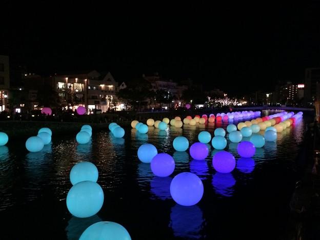 チームラボ 光る川と光る森in徳島5