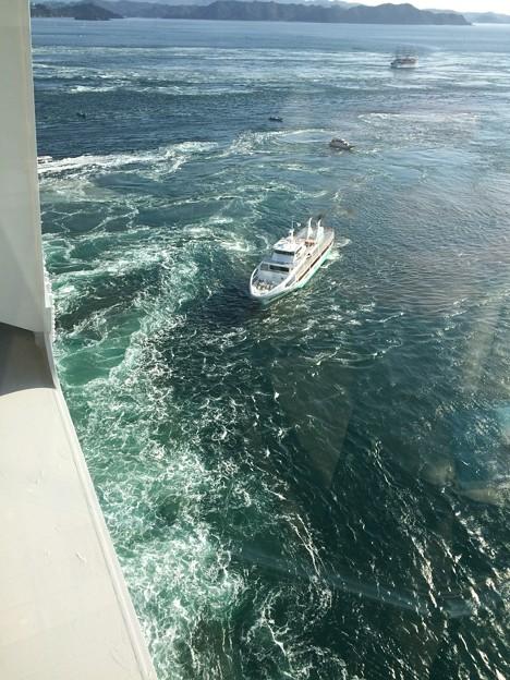鳴門海峡の渦潮1