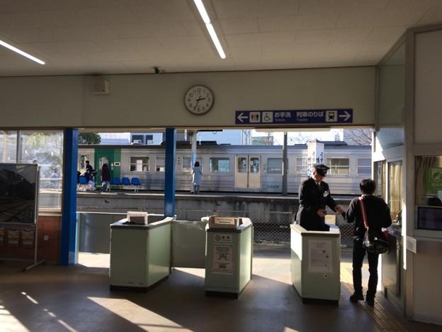 鳴門駅 改札