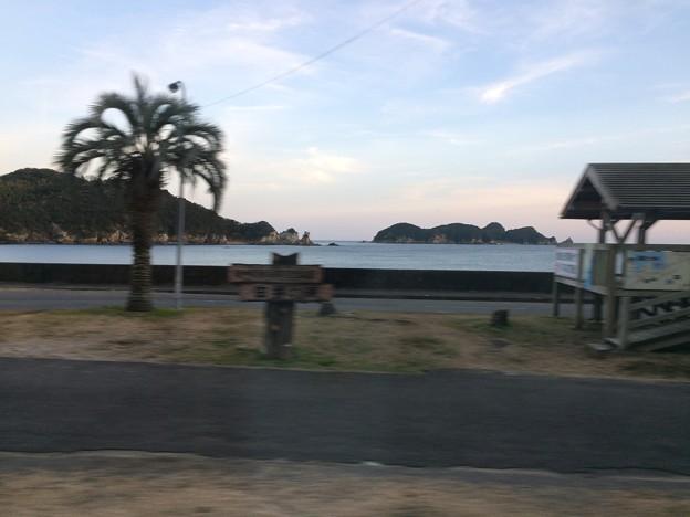 美波町の浜辺1