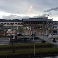 午前8時、高知駅の朝