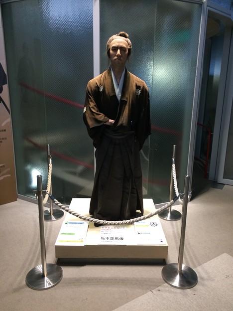 坂本龍馬 人形