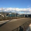 Photos: 特急南風は阿波池田方面へ向かう