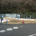 Photos: 別館前のモニュメント