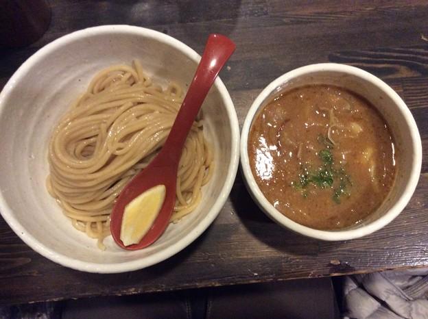 高知の美味しいつけ麺