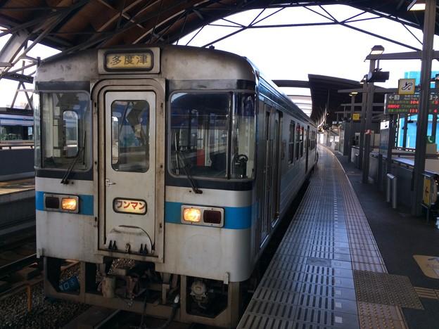 多度津行き普通列車