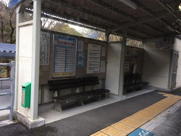 土佐穴内駅1