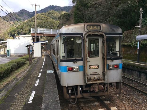土佐岩原駅2
