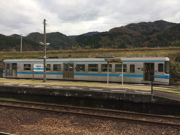 讃岐財田駅3