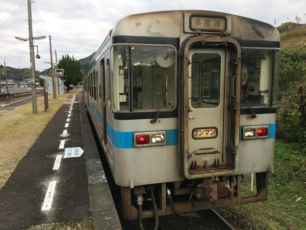 讃岐財田駅10