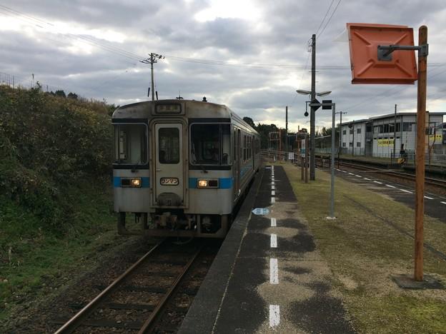 讃岐財田駅11