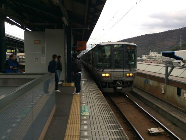 坂出駅6 ~マリンライナー~