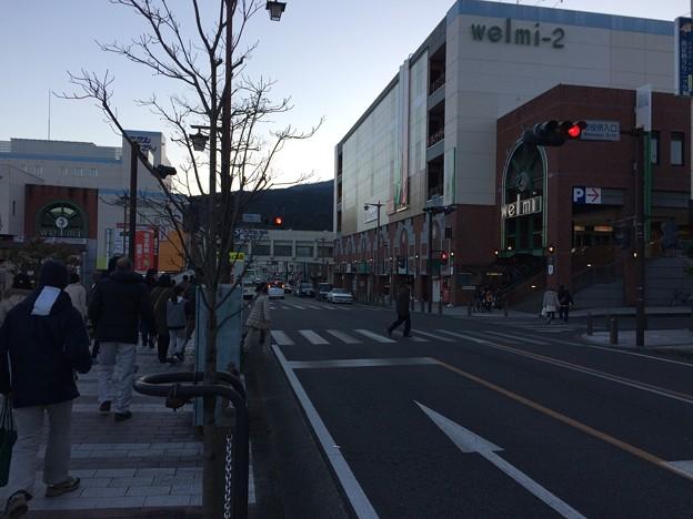 大雄山駅前2
