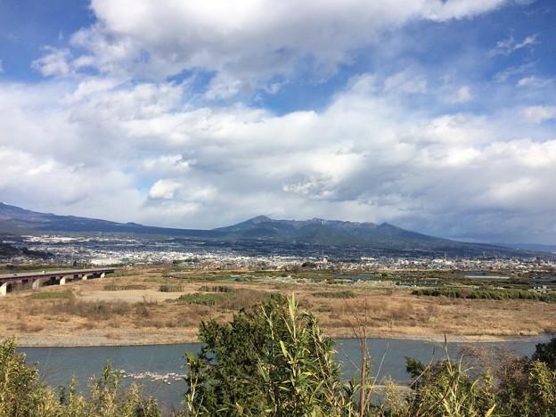 富士川サービスエリアより2 2017