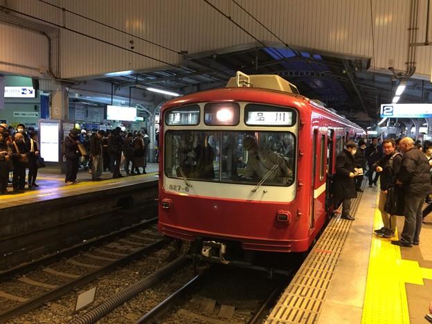 京急品川駅1