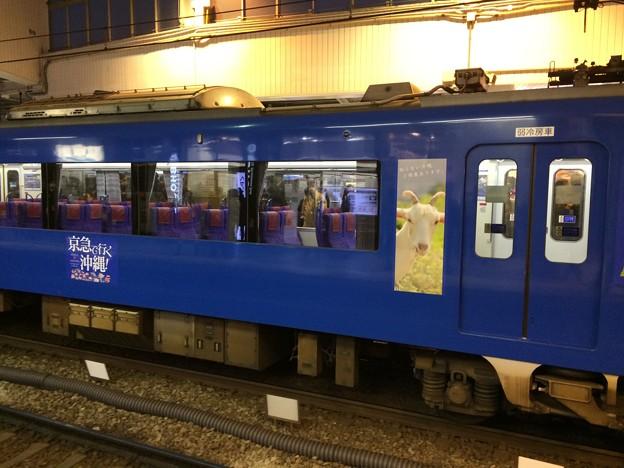 京急品川駅2