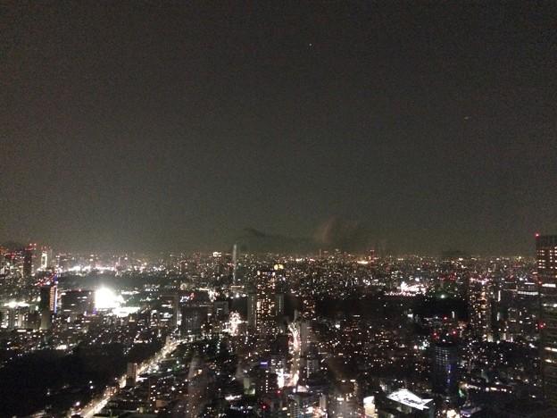 2017六本木ヒルズからの夜景2