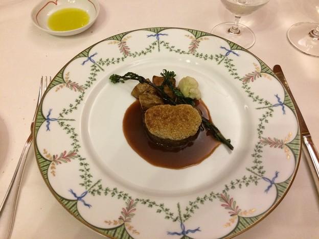ヌーブォーサンス フランス料理2