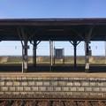 Photos: 特急列車 森駅停車2
