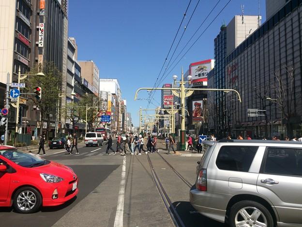 札幌の路面電車2