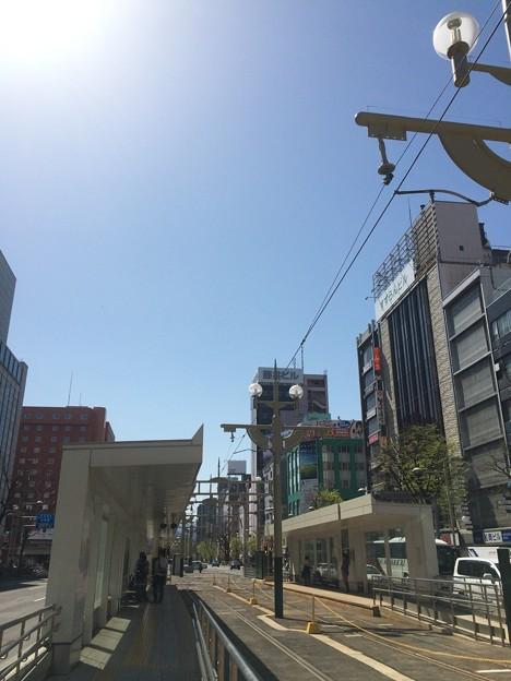 札幌の路面電車4 ~新しいすすきの駅~