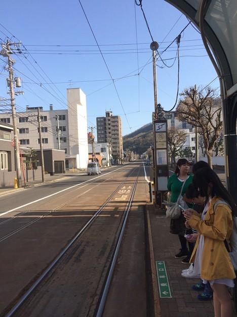 Photos: ロープウェイ入口停留所