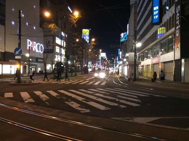 札幌の路面電車7 ~新線区間~