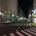 札幌のオフィス街? 百貨店街?
