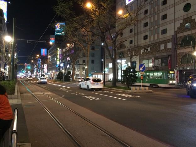 札幌の路面電車9~新線区間3~