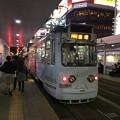Photos: 新駅・狸小路に停車する路面電車