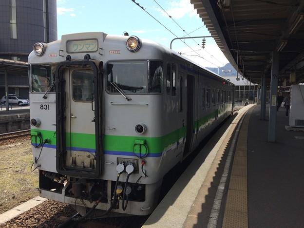 2017函館駅8 ~普通列車ワンマン運転~