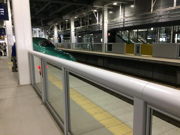 2017新函館北斗駅、再び4
