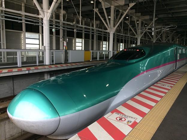 2017新函館北斗駅、再び5