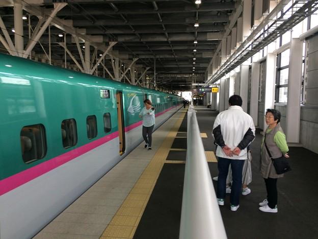 2017新函館北斗駅、再び6