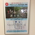 Photos: 世界かんがい施設遺産 源兵衛川