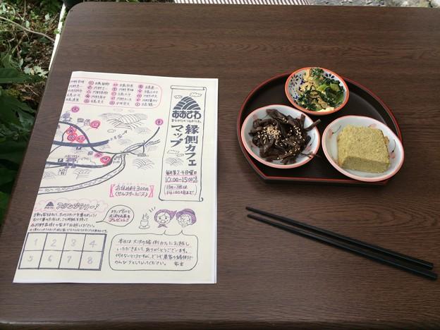 静岡市大沢 縁側カフェ3