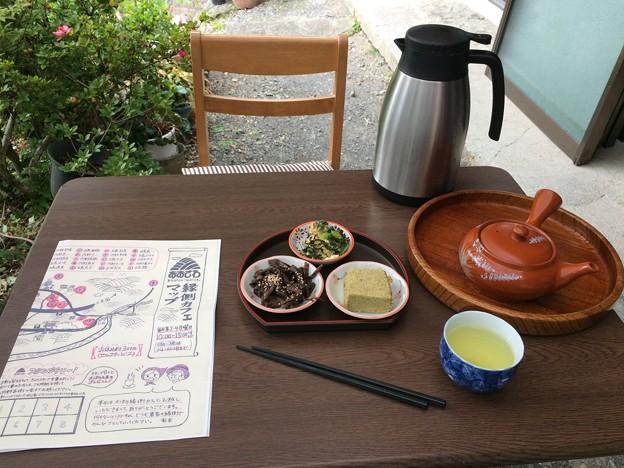 静岡市大沢 縁側カフェ4