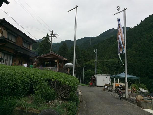 静岡市大沢 縁側カフェ11