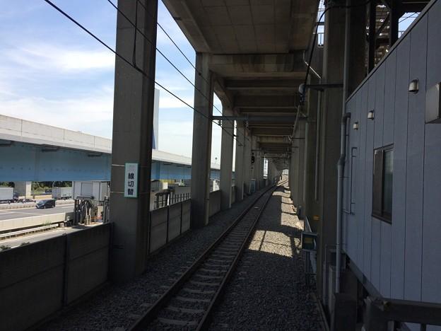 新木場駅3