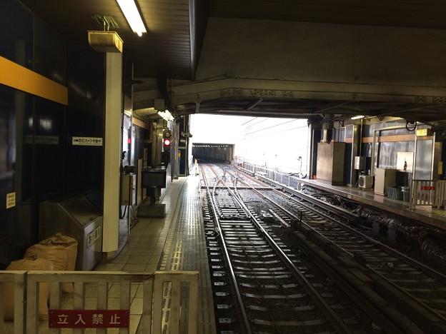 東京メトロ銀座線渋谷駅 その先