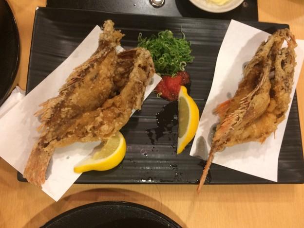 Photos: カサゴの唐揚げ