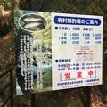 Photos: 浄蓮の滝 鱒釣り場