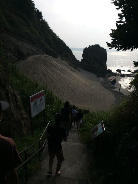 2017田牛サンドスキー場1