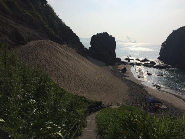 2017田牛サンドスキー場8 ~全貌~