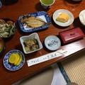 Photos: 民宿の朝食