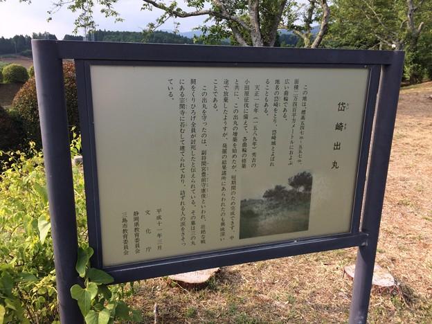 2017山中城址1 ~岱崎出丸~