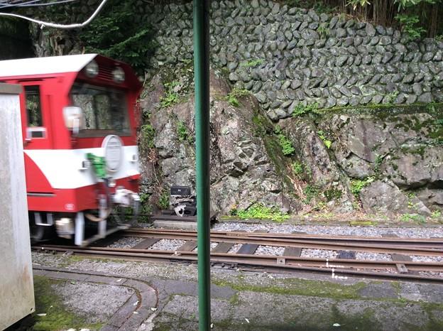 大井川鐵道井川線井川駅4