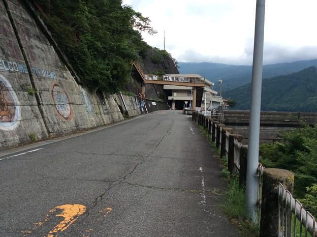 井川ダム1