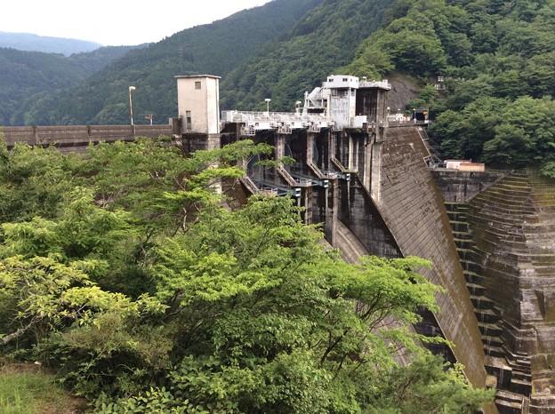 井川ダム2